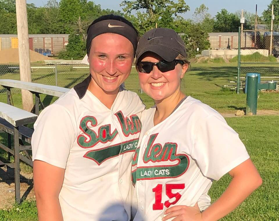 Kell's Solid Day Not Enough As Salem Drops Pair