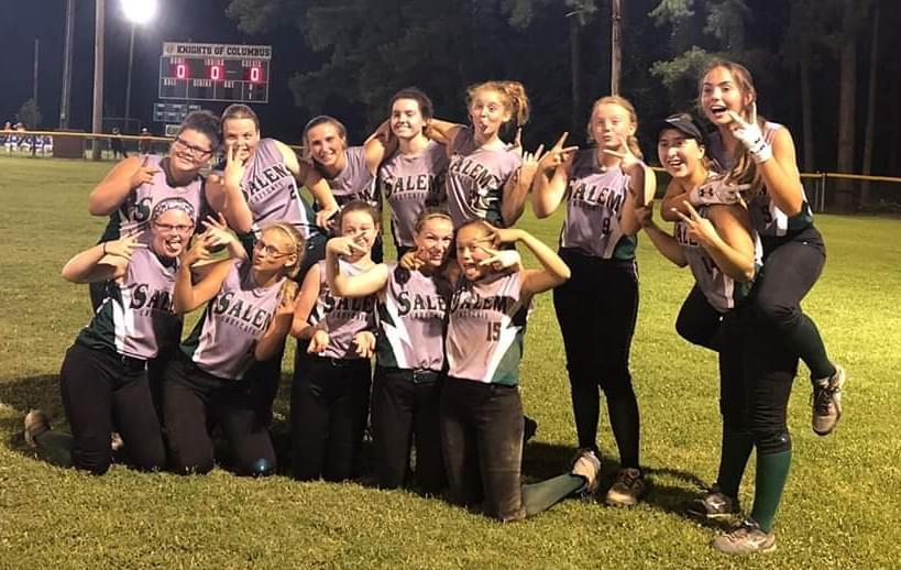 Lady Cats Win West Frankfort Summer Softball League Tournament