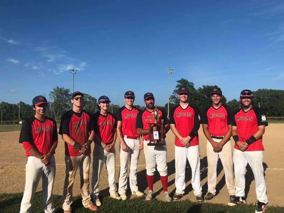Mudcats Senior Legion Opens Division Tournament Today In Fairfield