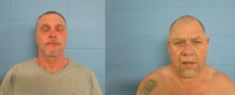 Two charged with burglary in Marion County Court