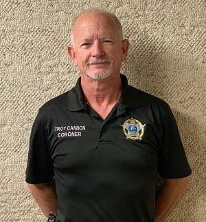 Marion County Coroner identifies elderly man who was found dead following manhunt