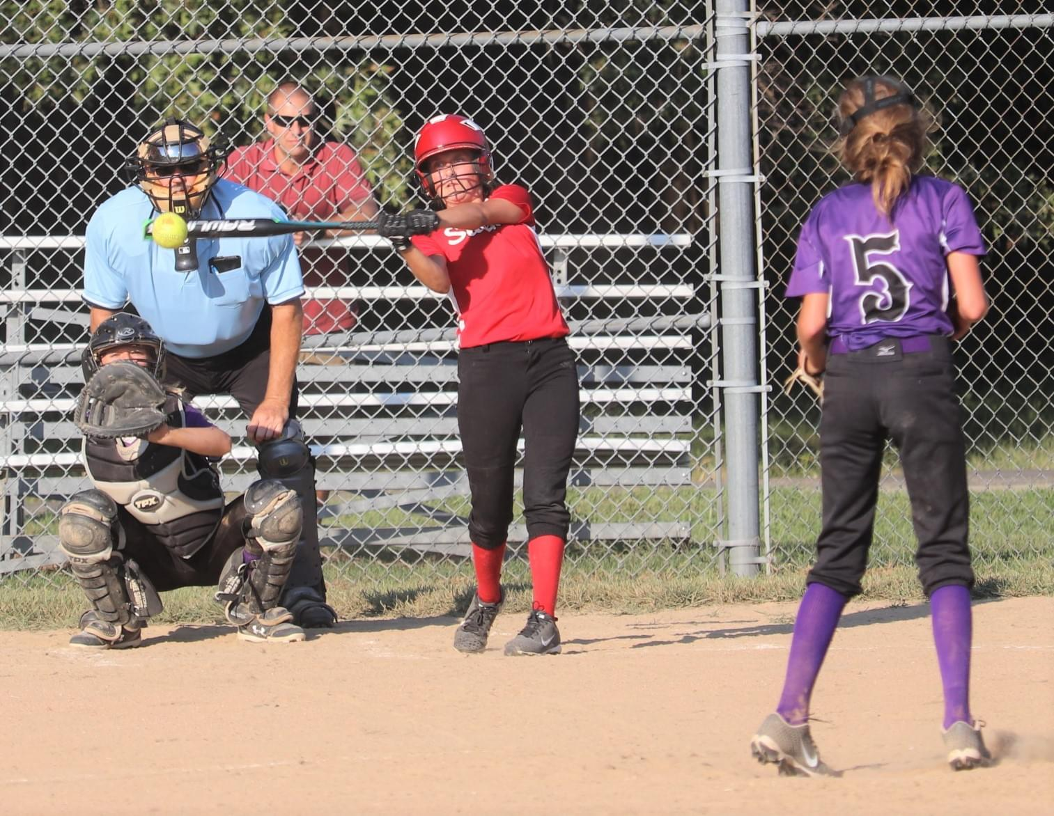 Lady Bobcats Get Win Over Breese, Selmaville Wins Behind Burge's No Hitter