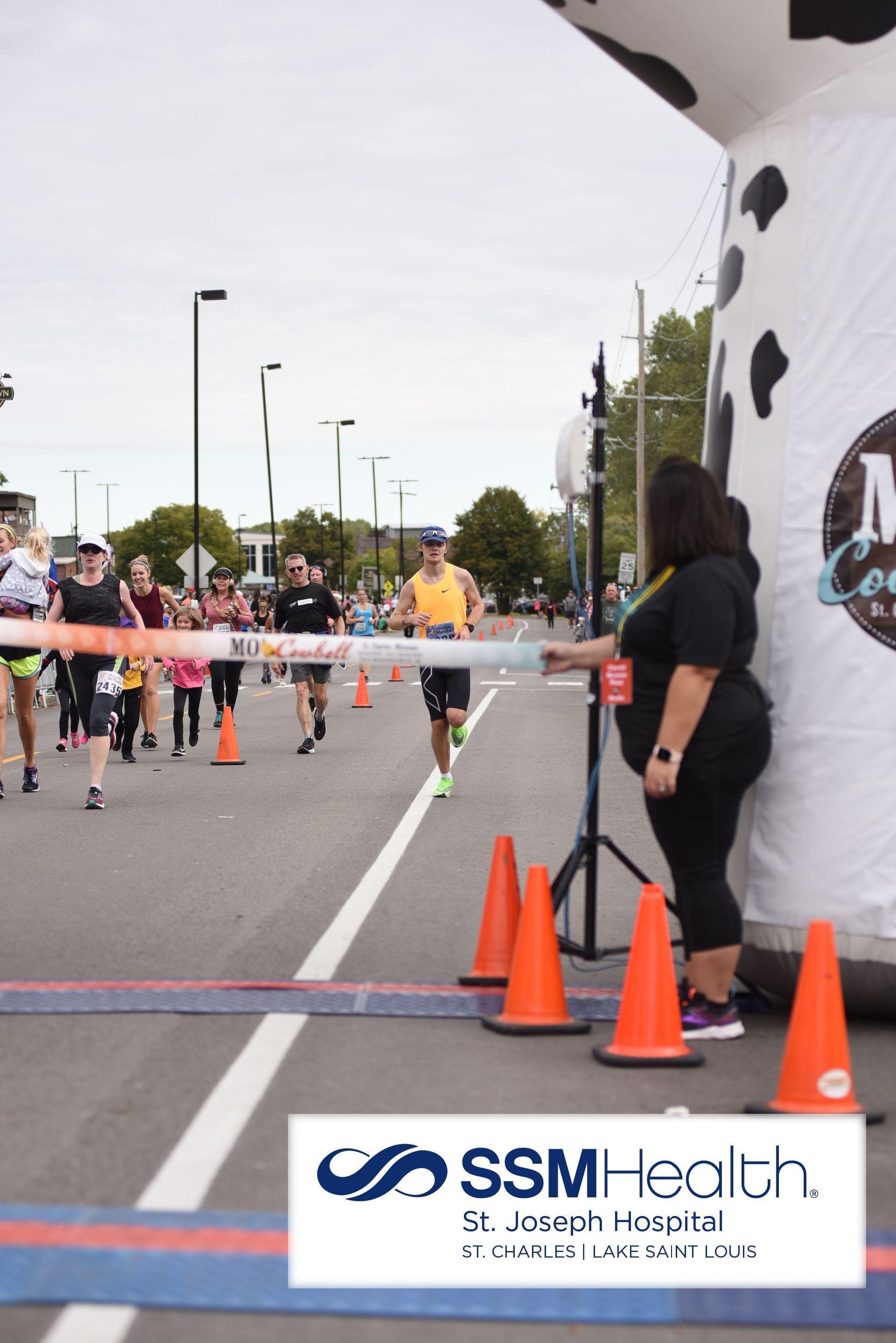 Brenner Webster Wins 1st Ever Marathon He Runs, Now Qualifies For Boston 2021