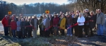 Centralia Chamber of Commerce holds ribbon cutting for new Route 161 bridge