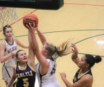 Lady Cats Beat Carlyle, Diekemper Scores 1000th Career Point In 4th Quarter For Tribe