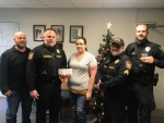 Salem Police raise $640 for Leaps of Love with No Shave November