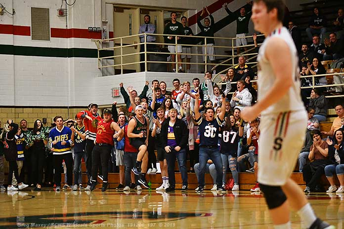 Wildcats Win 3rd Straight, Odin Beats SC, Prep Basketball Scores