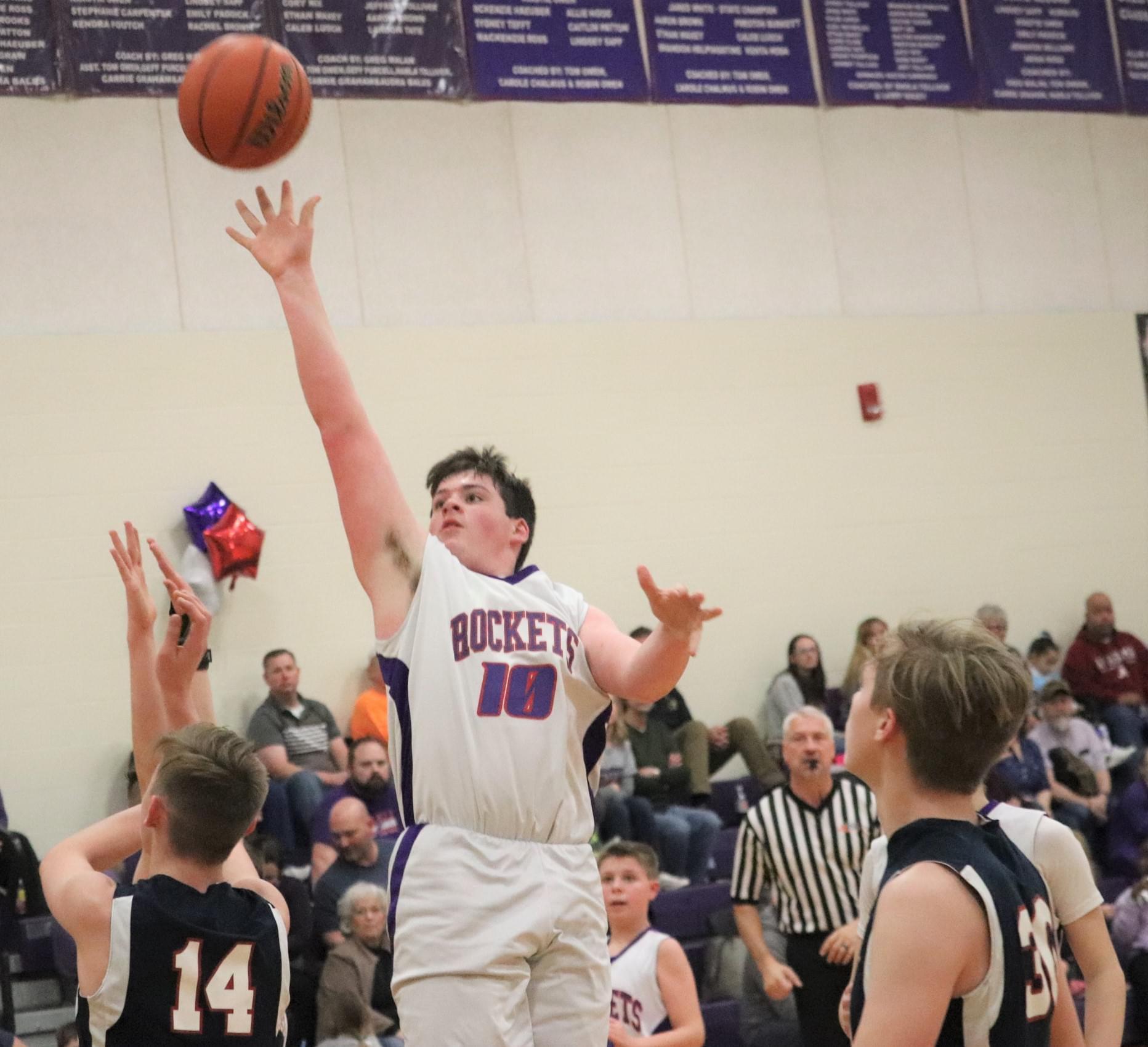 Selmaville Honors 8th Graders, Falls To Hoffman….Jr High Boys Roundup