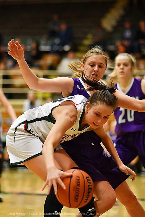Lady Cats Fall To Central, Host Freeburg Thursday….Prep Girls Basketball