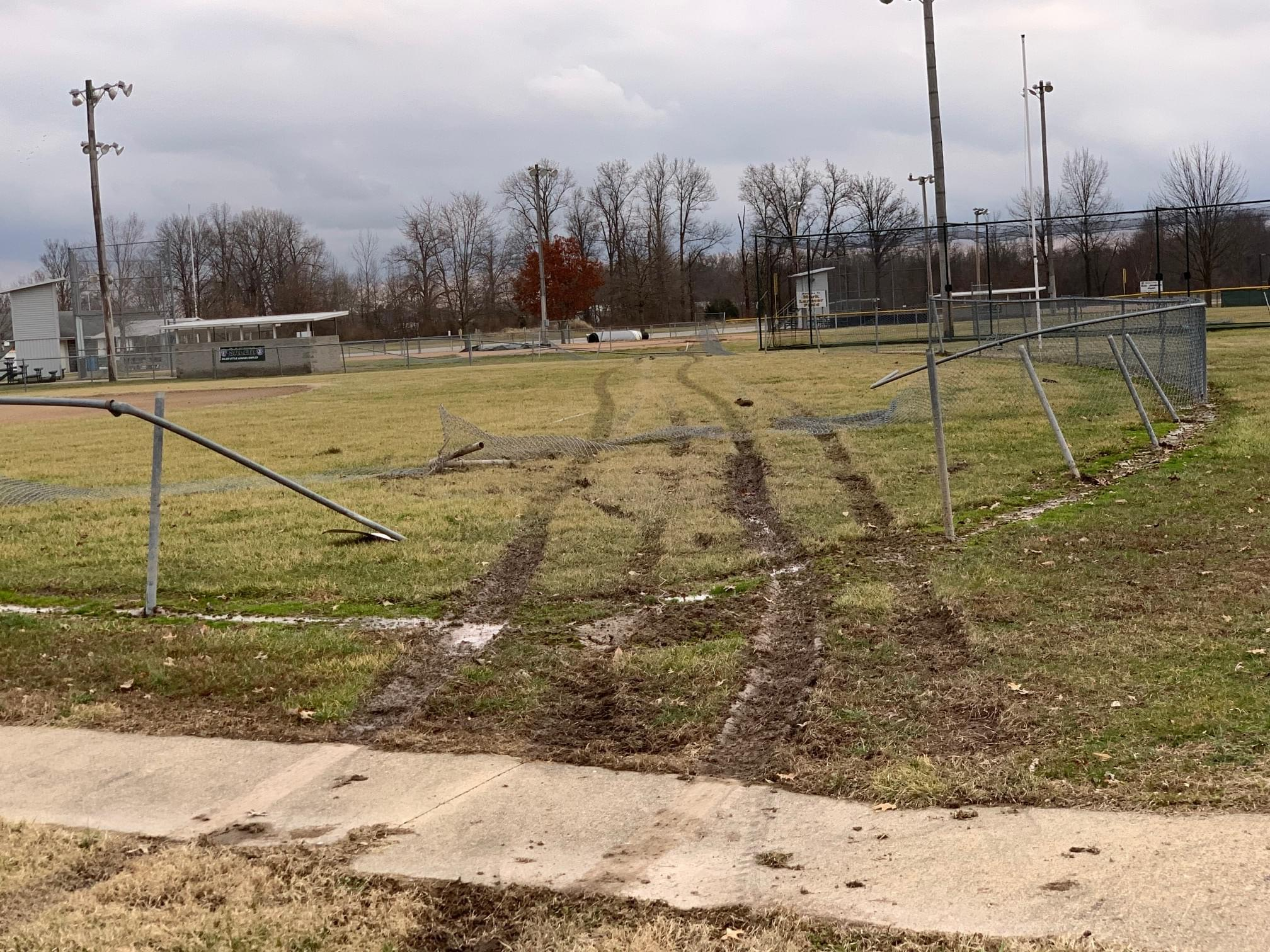 Investigation continues into damage at Little League complex in Salem