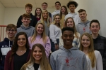 May Fete Court announced at Centralia High School