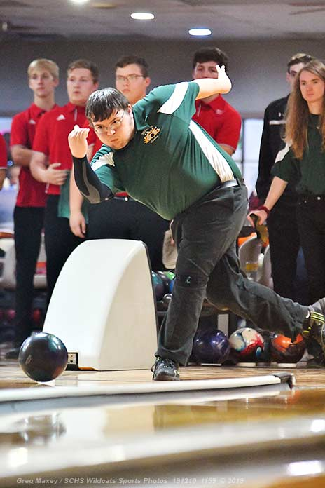 Wildcat Bowlers Roll At Mt Vernon Regional Today