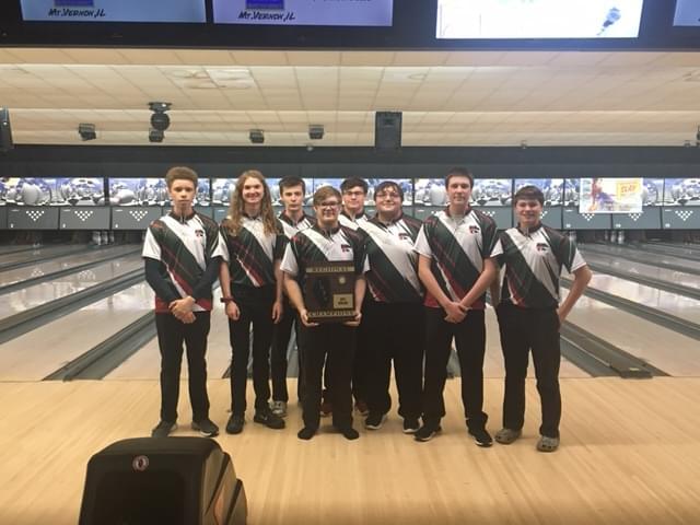 boys bowl regional champs