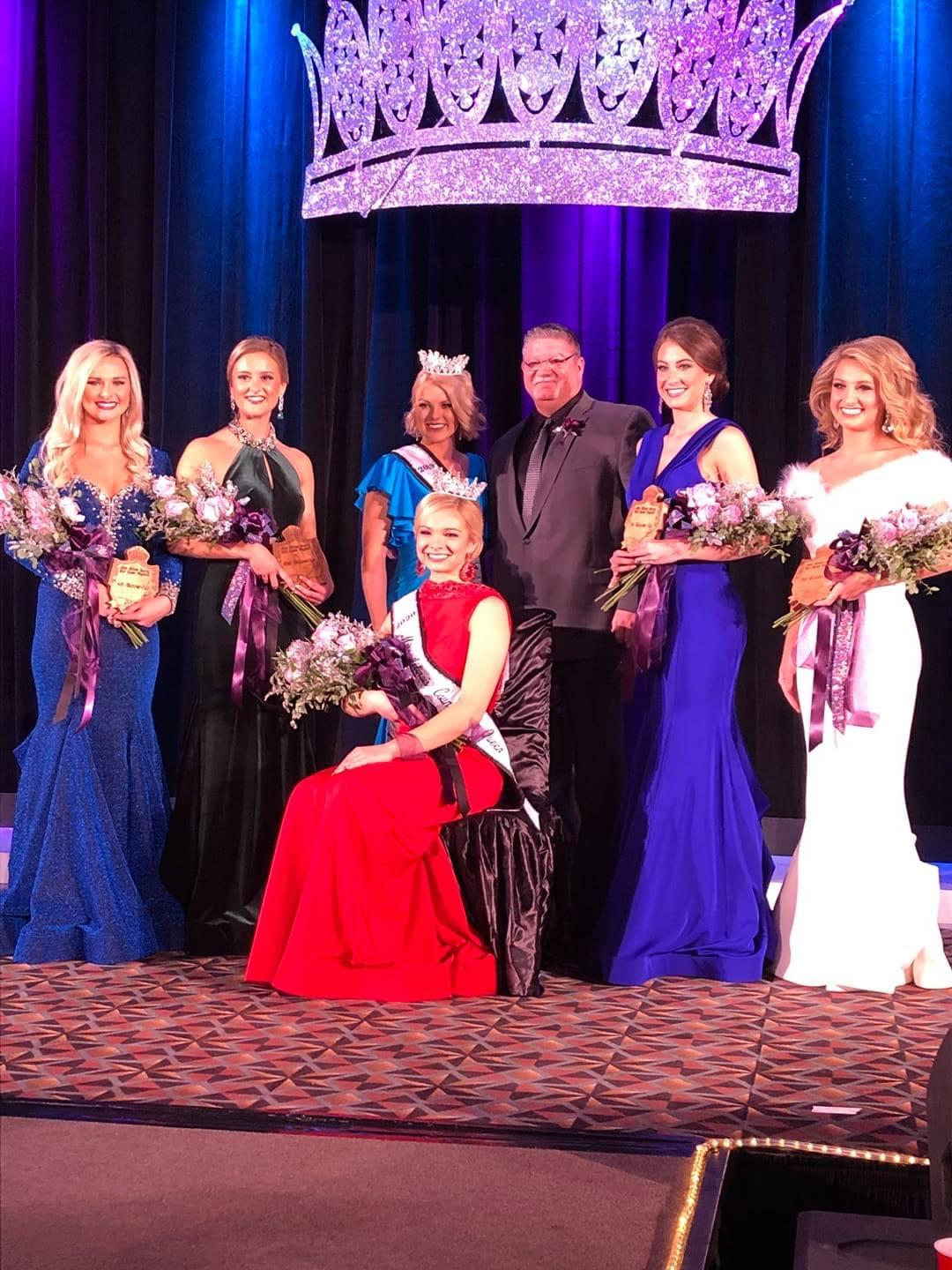 Miss Marion County Fair 4th runner up in Illinois County Fair Queen Pageant