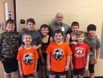 Salem Youth Wrestlers Battle Through Tough Competition