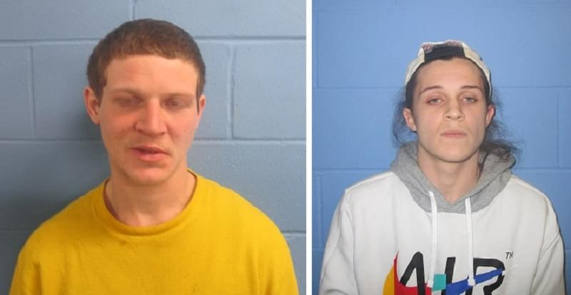 Two arrested on felony drug possession charges following separate traffic stops