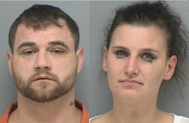 Two arrested following Jefferson County police chase involving stolen vehicle