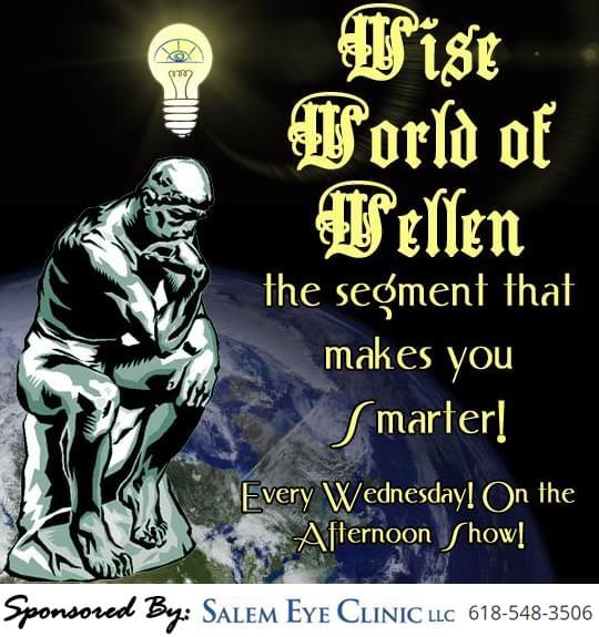 The Salem Eye Clinic presents…Wise World of Wellen