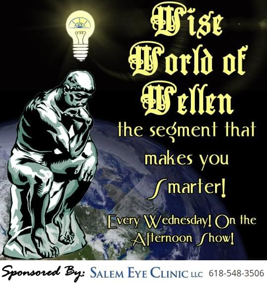 The Salem Eye Clinic presents…Wise World of Wellen