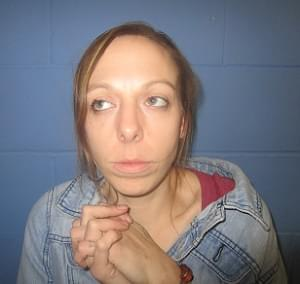 Odin woman charged with three vehicle burglaries