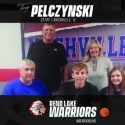 Warriors add Nashville's Pelczynski
