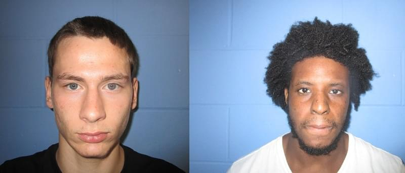 Centralia Police arrest two for robbery, looking for third
