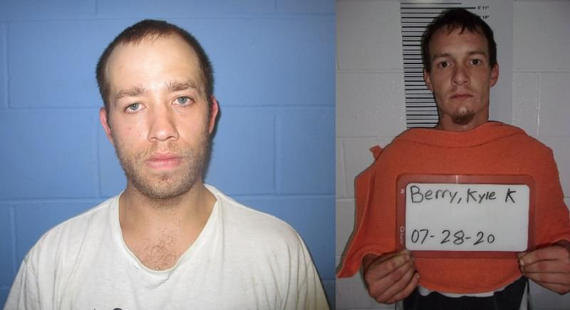 Two Marion County residents charged with burglary in Xenia