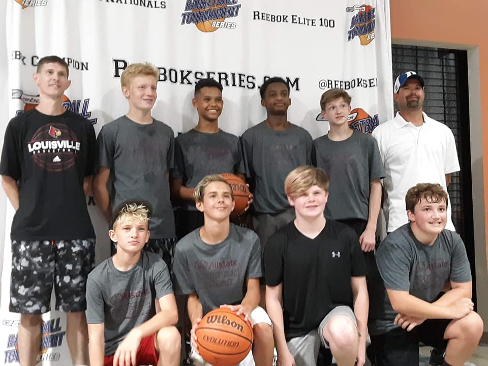 Area Hoopsters Compete In Missouri, Get Win At Buzzer