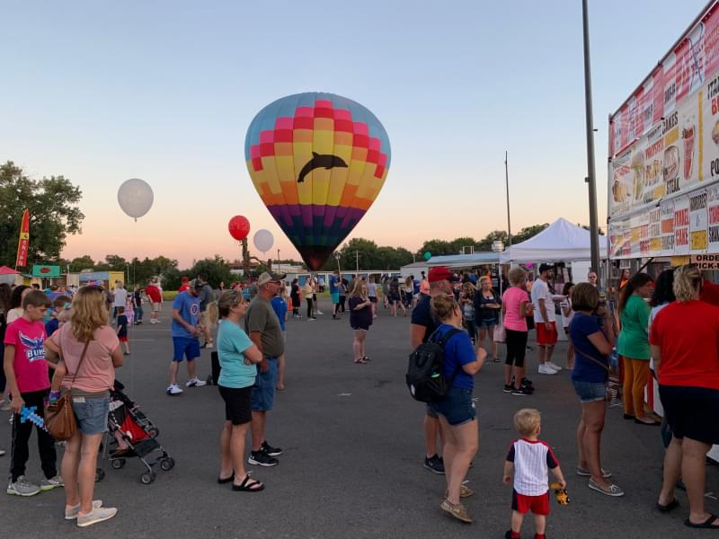 Orchard's first 'First Friday' event draws big crowd