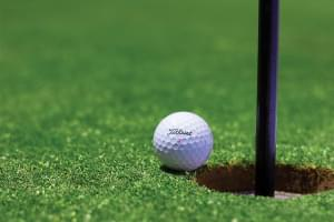 Christ Our Rock second in three-team golf meet
