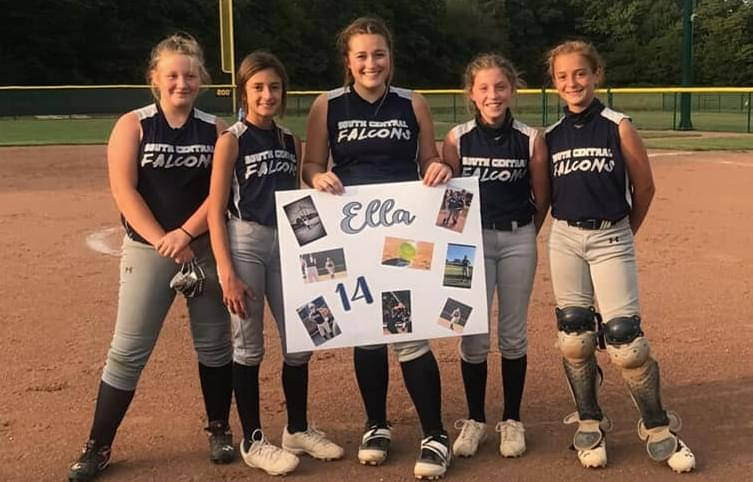 Junior High Softball Roundup – Franklin Park, Selmaville Still Undefeated…Raccoon and SC Also With Wins
