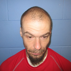 Homeless Centralia man arrested on multiple charges and warrants