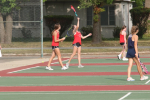 Annies Tennis Falls To Althoff