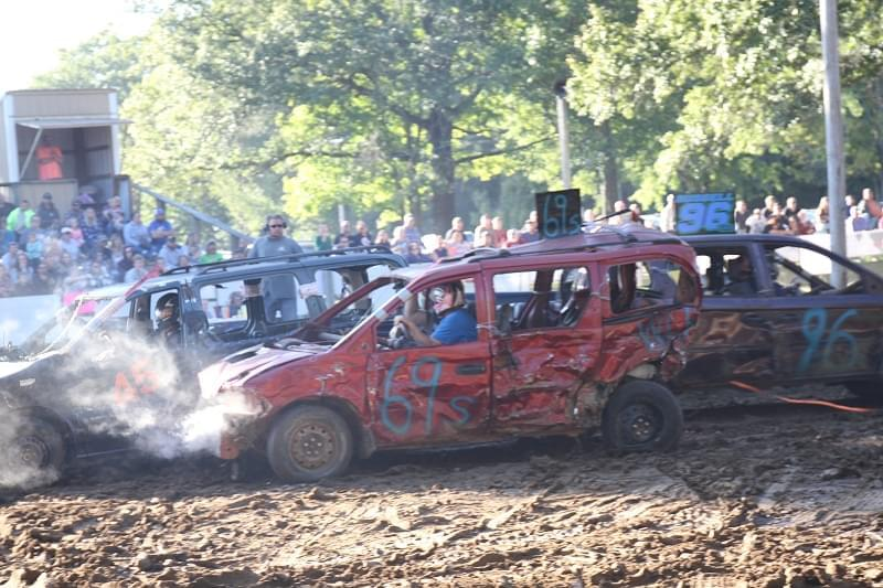 Iuka Demo Derby attracts around 1,000 people