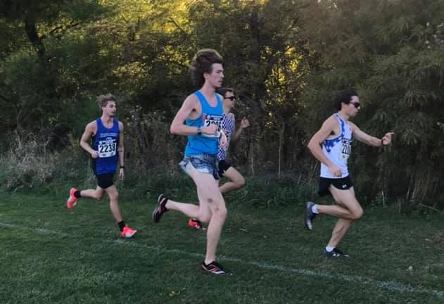 KC XC Show Well At Topper Town Invite in Hillsboro