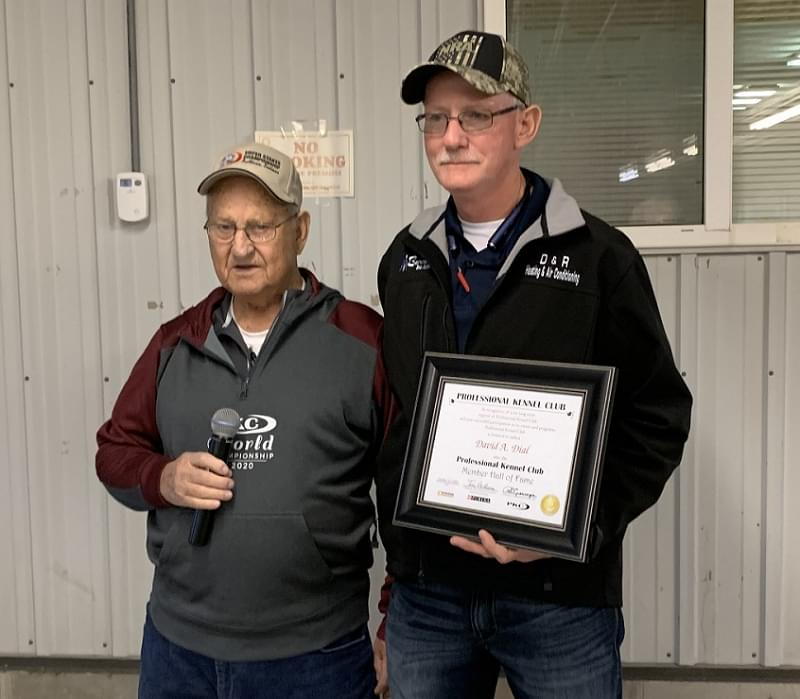 Kentucky man wins $30,000 top prize in PKC World Hunt; Salem man enters PKC Hall of Fame