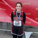 Fairfield 8th Grader Ella Sager With Perfect XC Ending