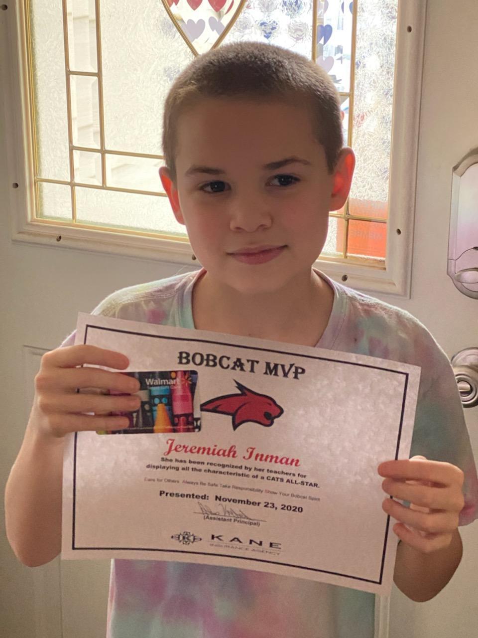 Bobcat MVP of the Week – Jeremiah Inman