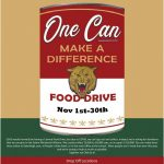 SCHS fund drive for Salem Ministerial Alliance Food drive over $7,000