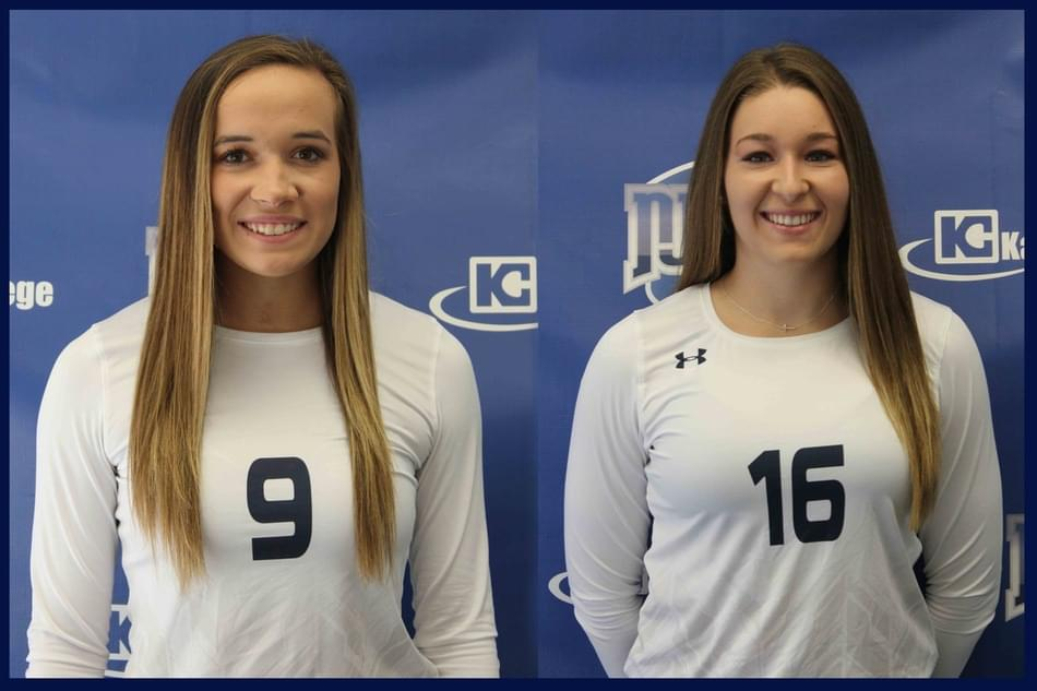 KC Volleyball Loaded With Area Talent Opens Up Season Today