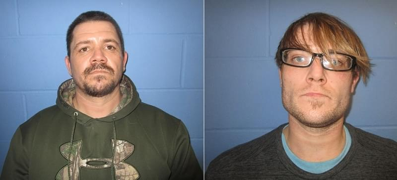 Two plead guilty to burglary to home in rural Iuka
