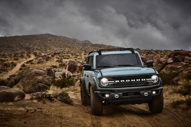 NAL Ford Bronco headlight finalist in IMA Makers Madness contest