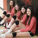 Lady Bobcats Finish Volleyball Season Unbeaten