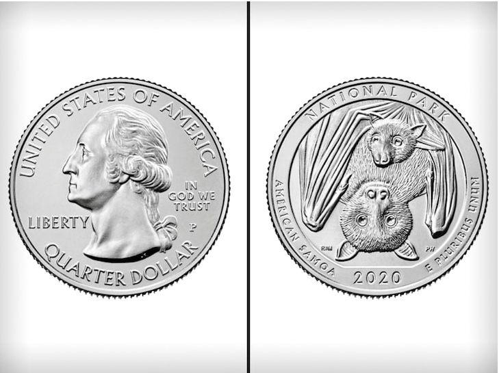 Dumbass Of The Day: The New US Quarter