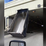 Dumbass Of The Day: Truck Vs. Bridge