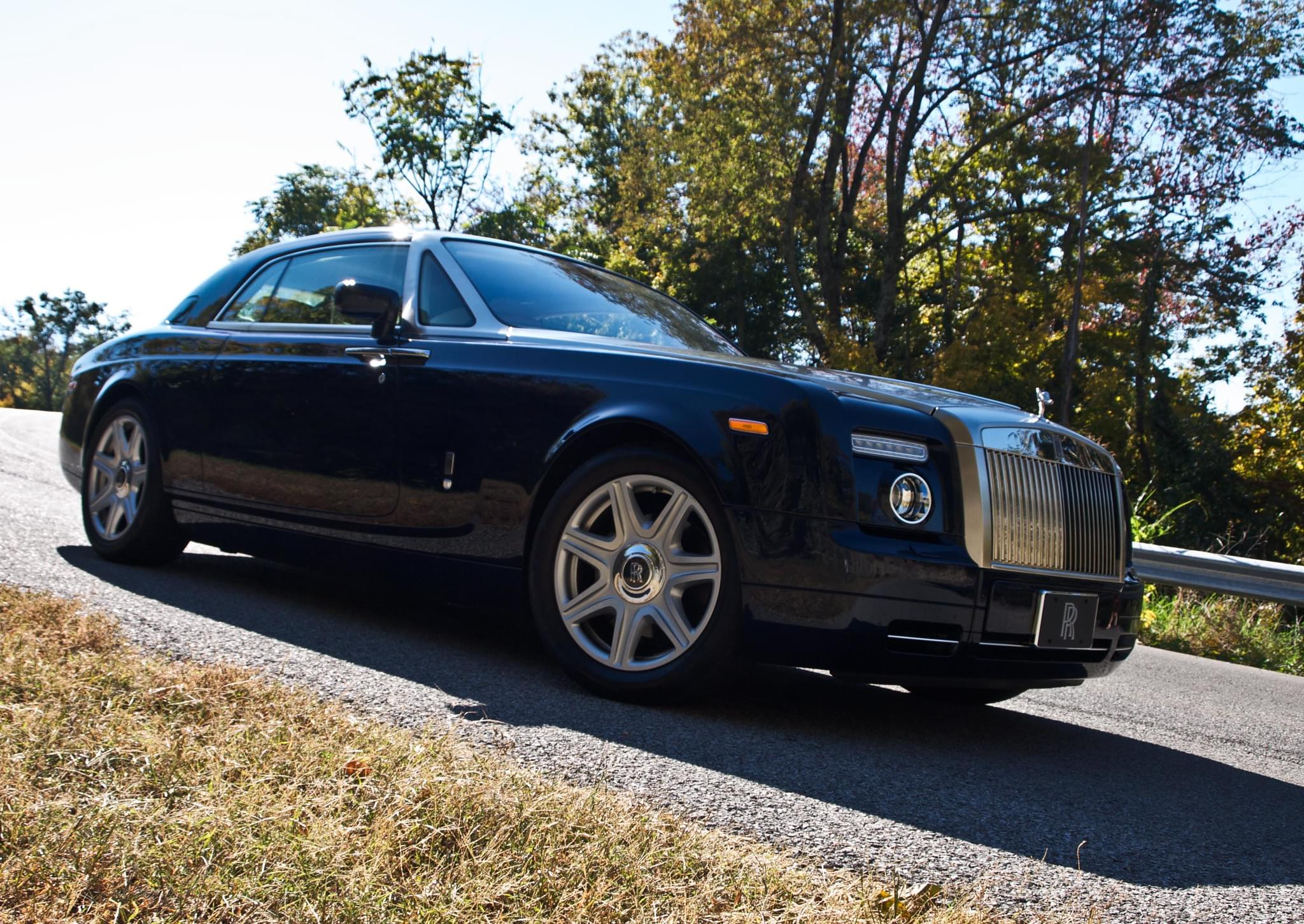 Dumbass Of The Day: Why Would You Have A High-Speed Chase In A Rolls Royce?