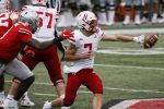Huskers Start Strong Then Falter, Fall in Opener at No. 5 Ohio State 52-17