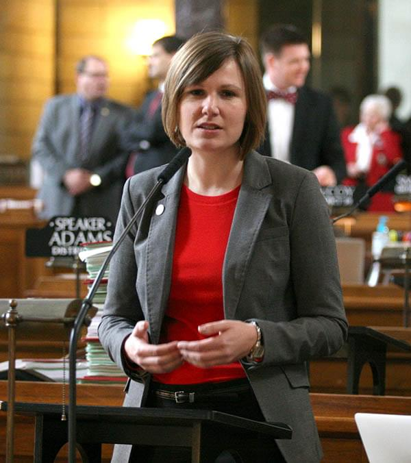 Congressional Candidate State Senator Kate Bolz Exposed To COVID-19