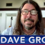 Dave Grohl and the Foo on The Late Show with Stephen Colbert!
