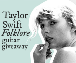 Taylor Swift Guitar Giveaway